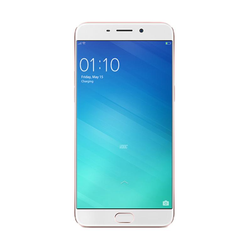 OPPO F1 Plus Smartphone - Rose Gold [64 GB/4 GB RAM/5.5 Inch]