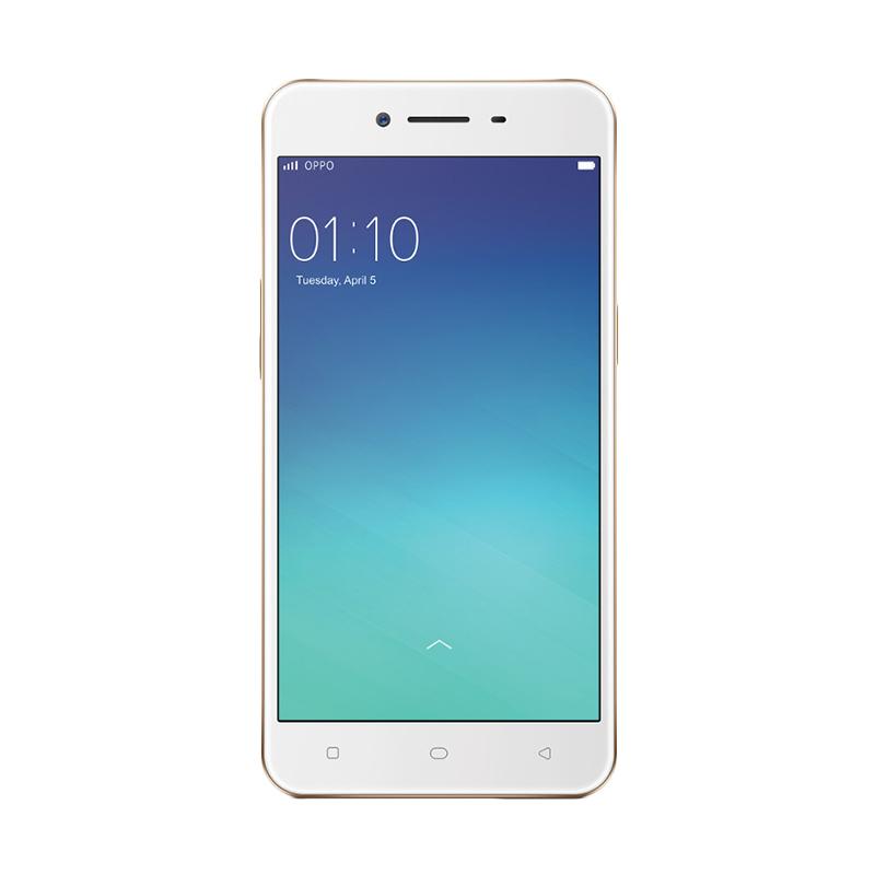 Oppo F1s Selfie Expert Smartphone - Gold [32 GB]