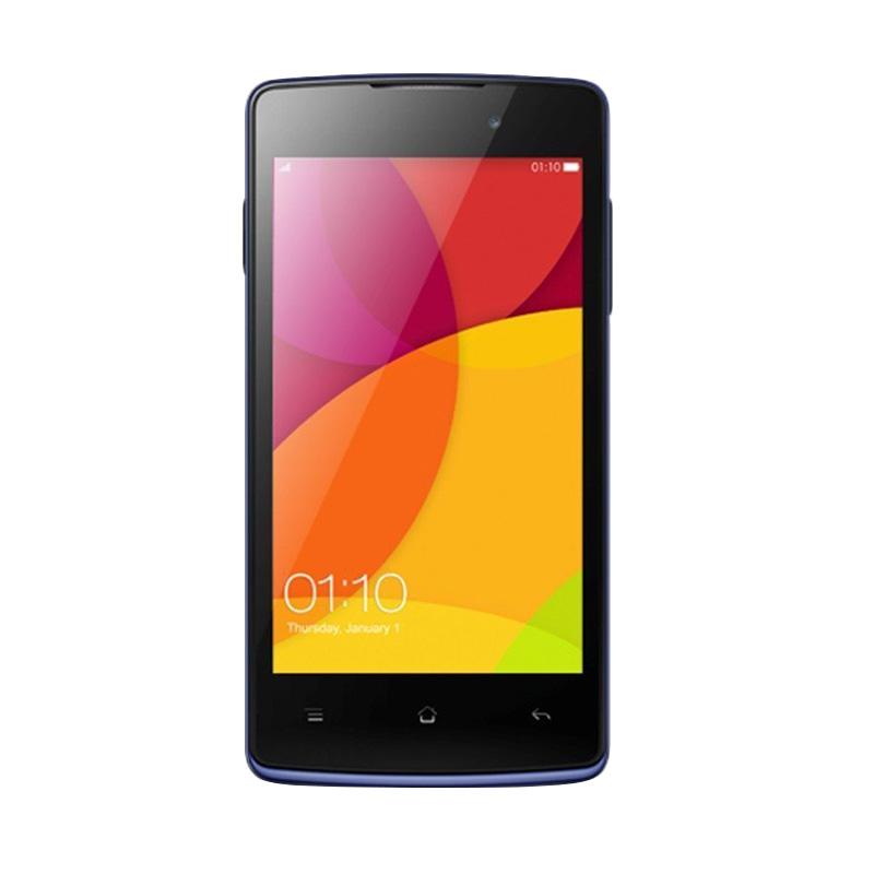 Oppo Joy Plus R1101 Smartphone - Blue [4GB/ 1GB]