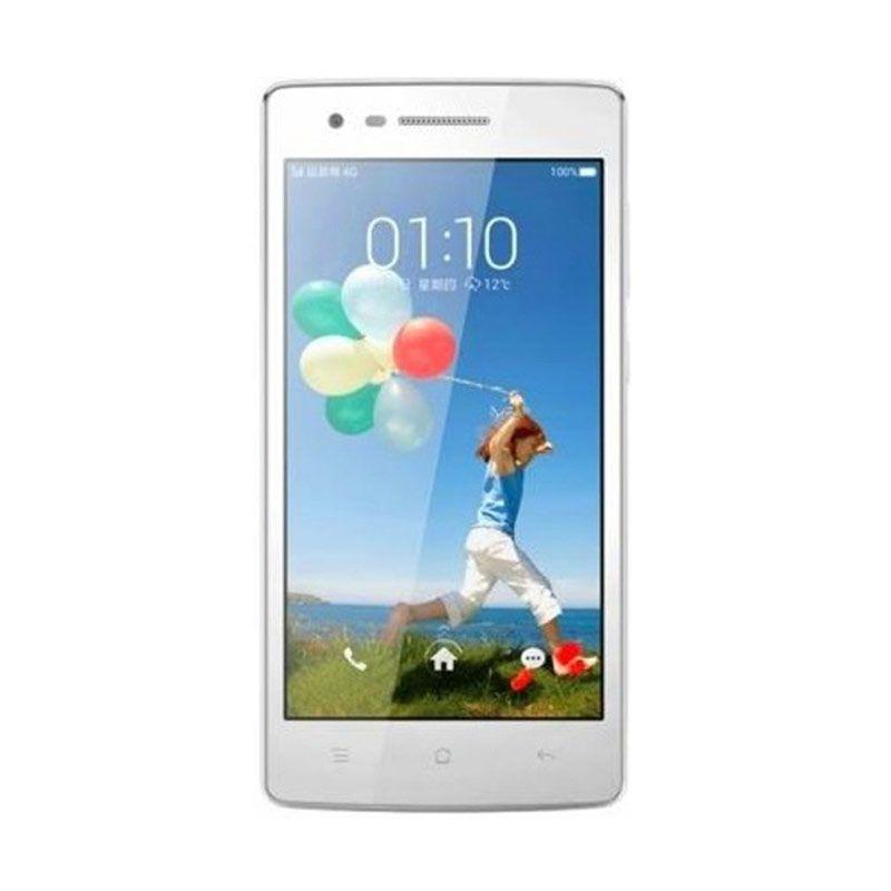 Oppo Mirror 5 White Smartphone [16 GB]