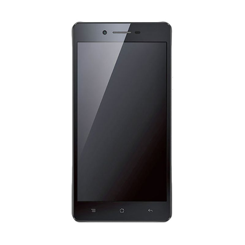 OPPO Neo 7 A33W Black Smartphone + Tempered Glass