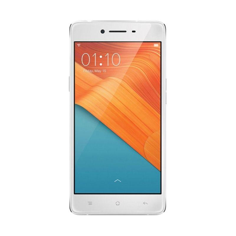 Oppo R7 Silver Smartphone [16 GB]