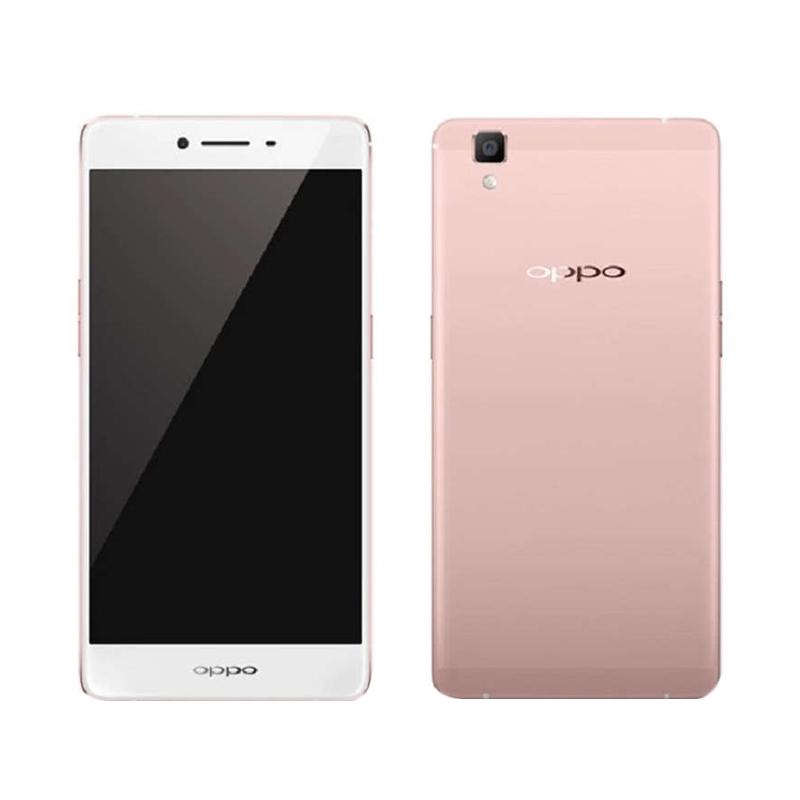 OPPO R7s Smartphone - Rose Gold [32GB/ 4GB]