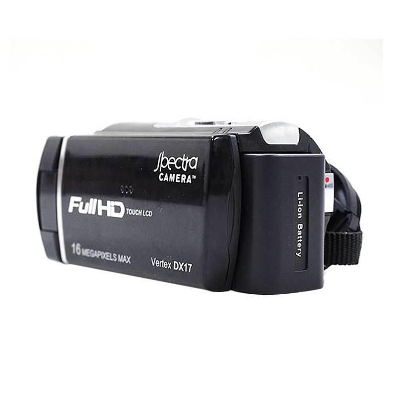Spectra Vertex DX 17 Camera Video Compact