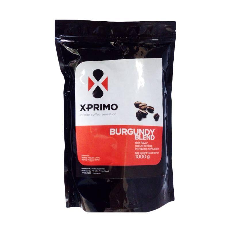 Kopi Xprimo Burgundy Bean (Biji) [1000 g]