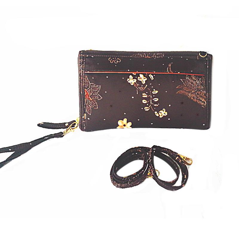 harga Jejo Dompet HPO Batik Exclusive Coklat Elegan Tali Panjang Blibli.com