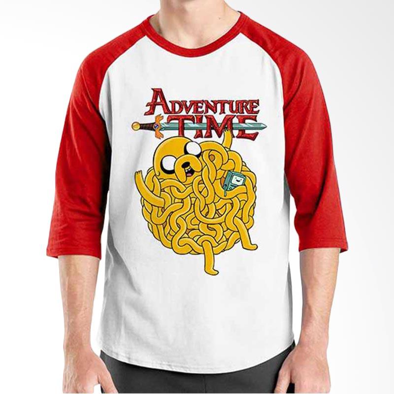 Ordinal Adventure Time 01 Raglan