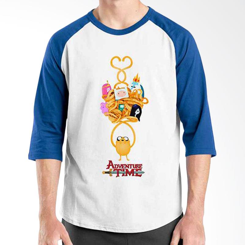Ordinal Adventure Time 02 Raglan