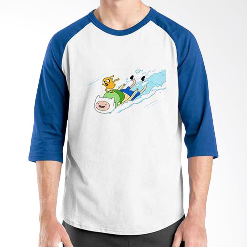 Ordinal Adventure Time 03 Raglan