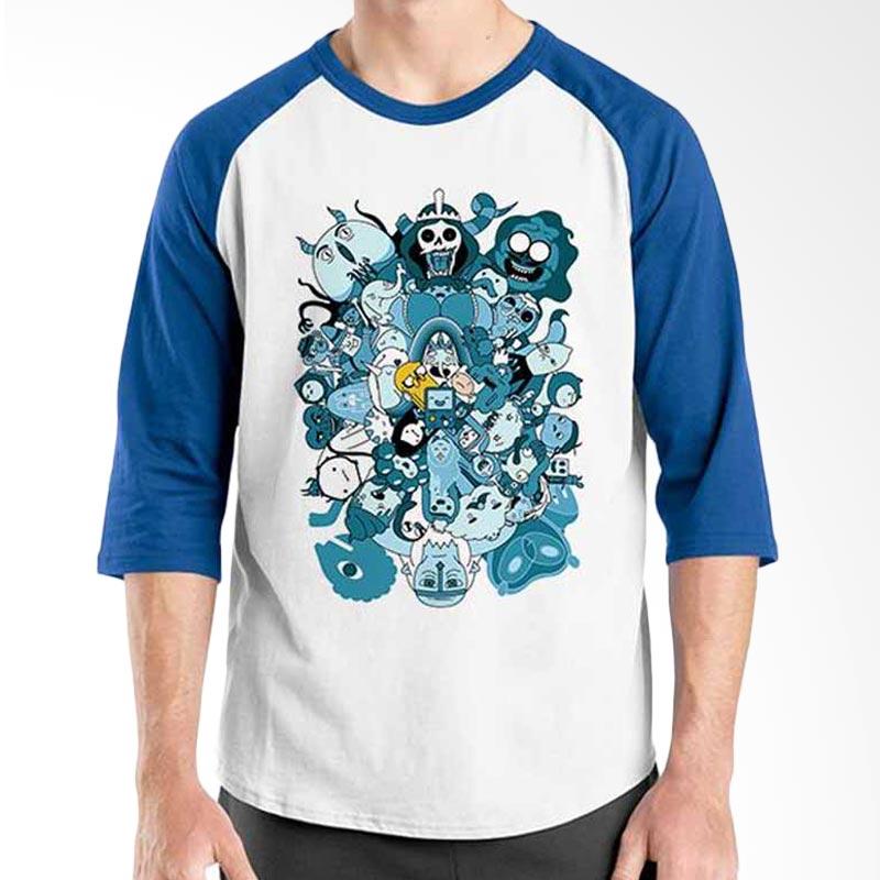 Ordinal Adventure Time 04 Raglan