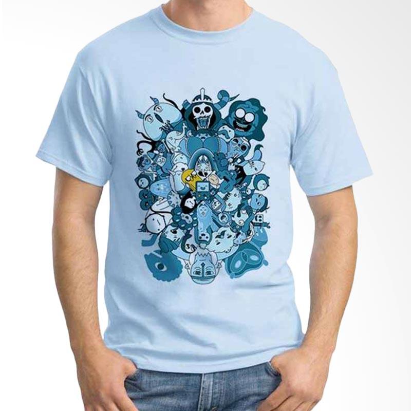Ordinal Adventure Time 04 T-shirt