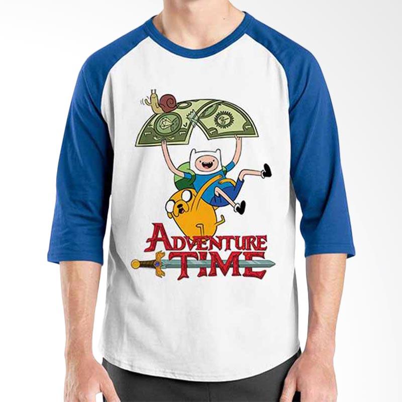 Ordinal Adventure Time 05 Raglan