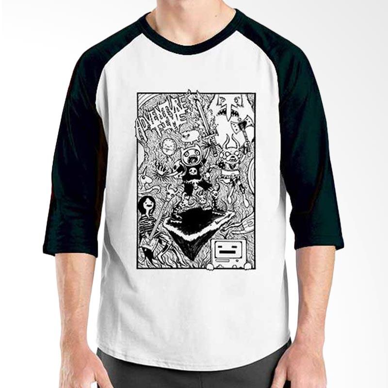 Ordinal Adventure Time 06 Raglan