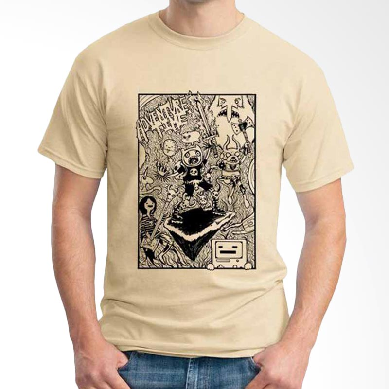 Ordinal Adventure Time 06 T-shirt
