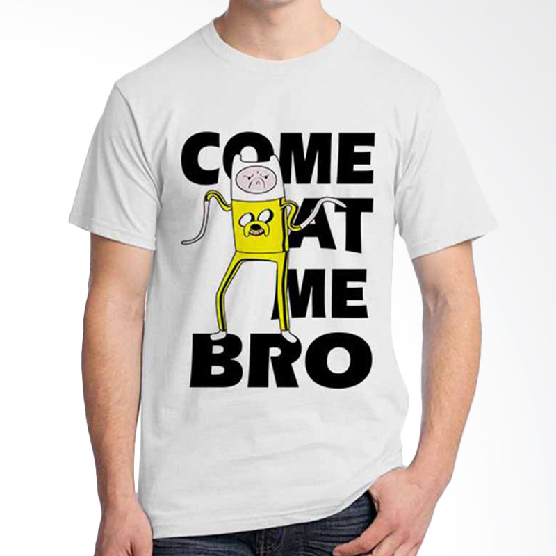 Ordinal Adventure Time Come At Me Bro T-shirt