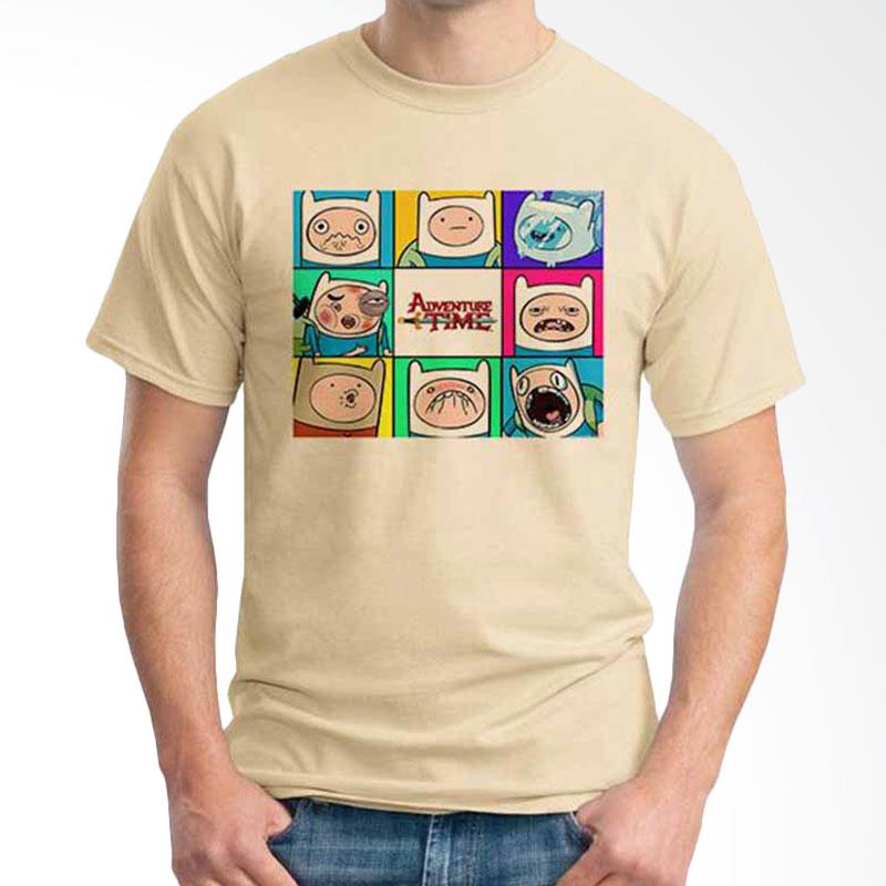 Ordinal Adventure Time Finn 01 T-shirt