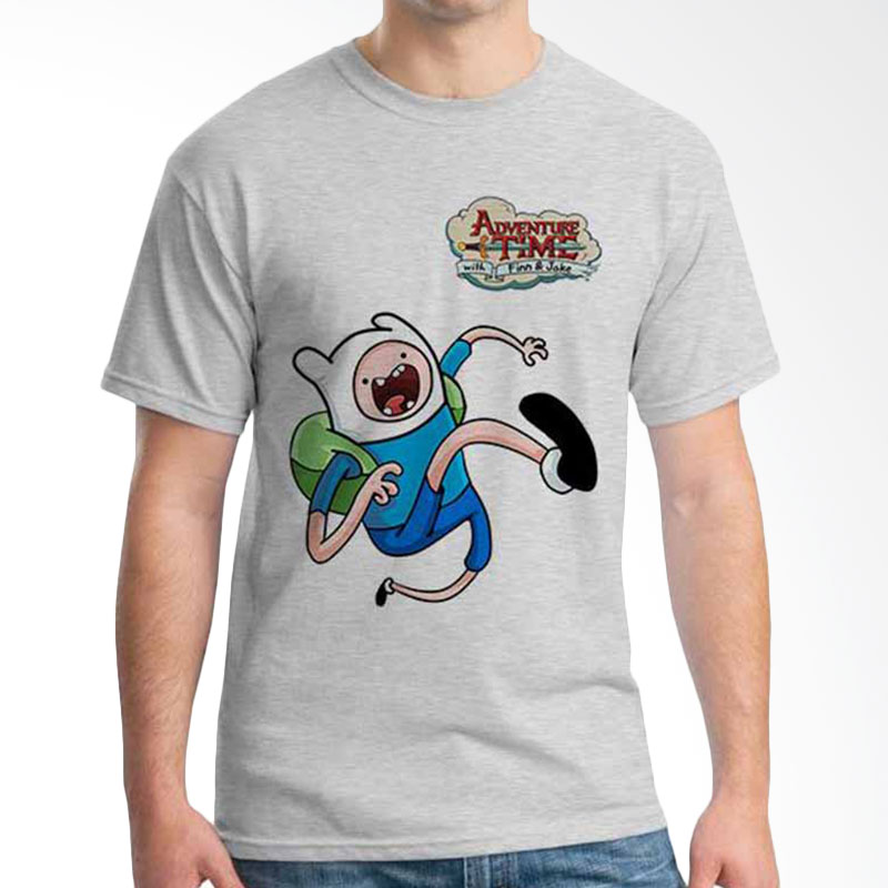 Ordinal Adventure Time Finn 02 T-shirt