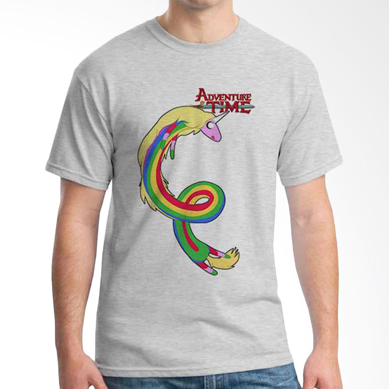 Ordinal Adventure Time Lady T-shirt