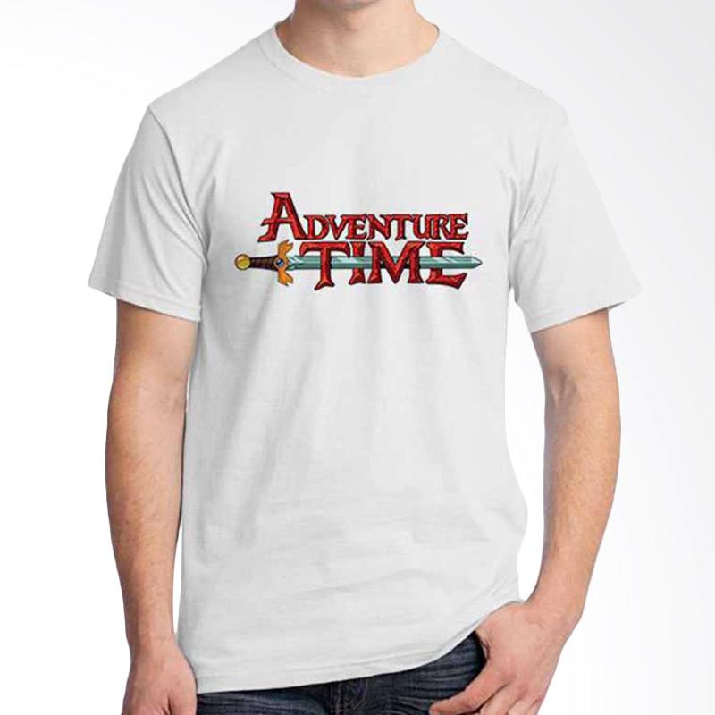 Ordinal Adventure Time Logo T-shirt