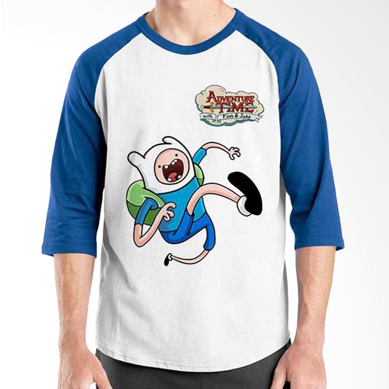 Ordinal Adventure Time Series Finn 02 Raglan
