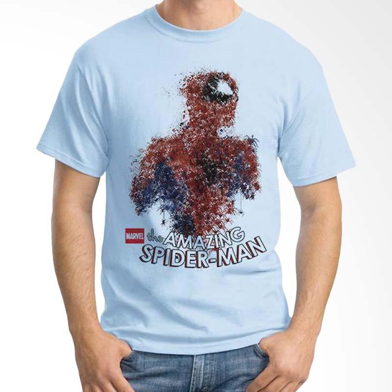 Ordinal Amazing Spiderman 10 Light Blue T-shirt Extra diskon 7% setiap hari Extra diskon 5% setiap hari Citibank – lebih hemat 10%