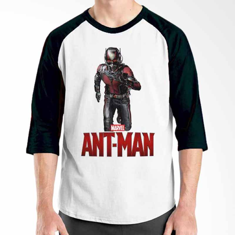 Ordinal Ant Man 13 Raglan