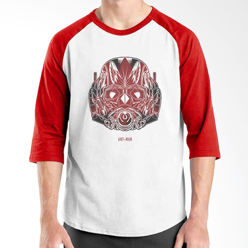 Ordinal Ant Man 15 Raglan