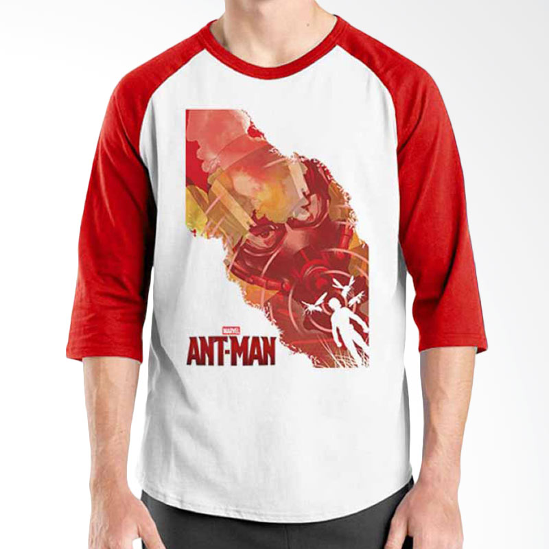 Ordinal Ant Man 17 Raglan