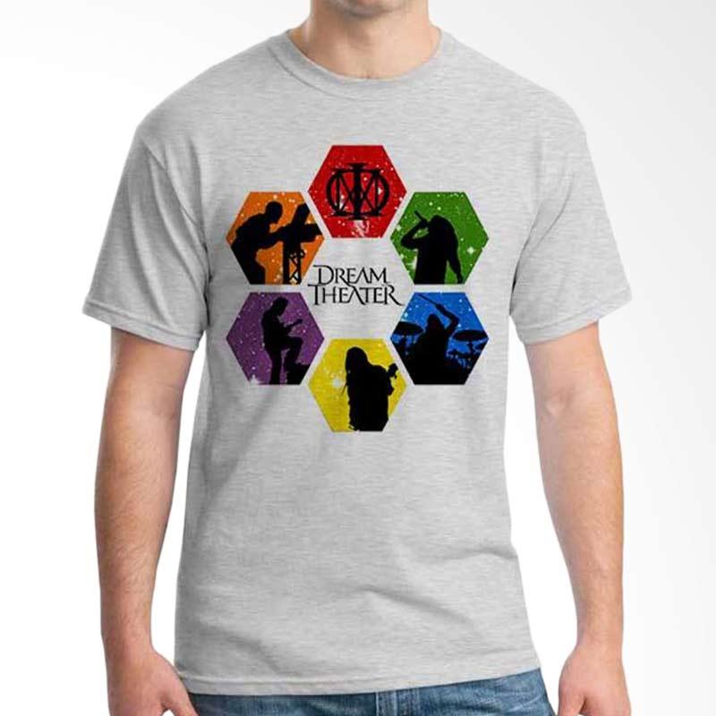 Ordinal Band Legend Dream Theater 02 T-shirt