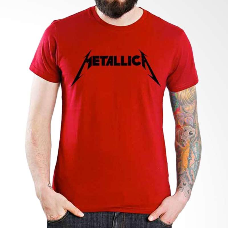 Ordinal Band Legend Metallica 01 T-shirt