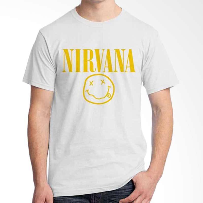 Ordinal Band Legend Nirvana 03 T-shirt