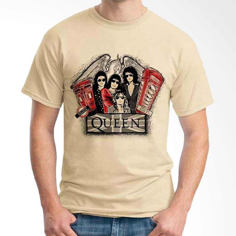 Ordinal Band Legend Queen 02 T-shirt