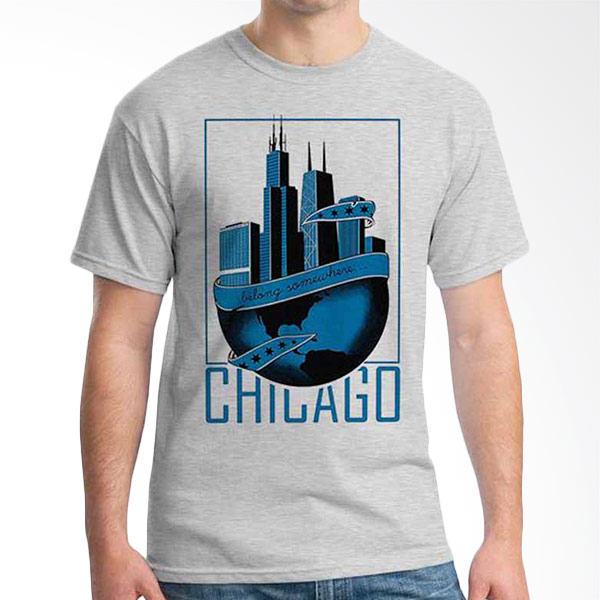 Ordinal Best City Edition Chicago 02 T-shirt