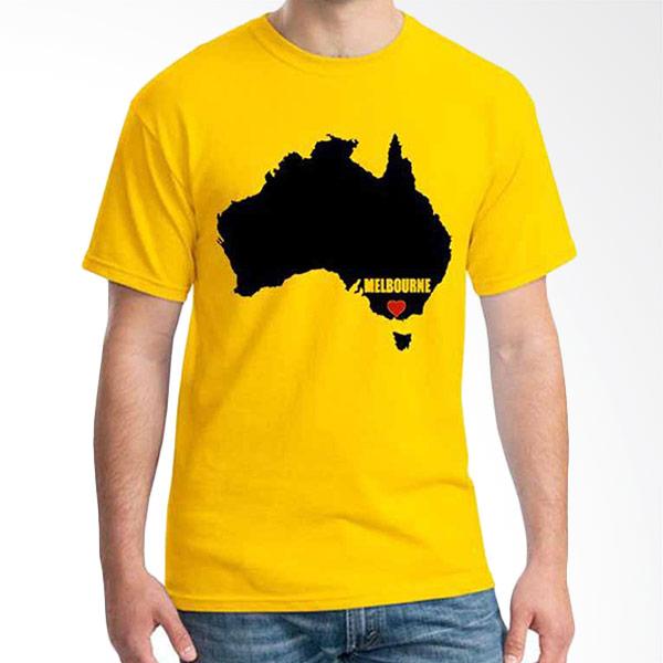 Ordinal Best City Edition Melbourne 02 T-shirt