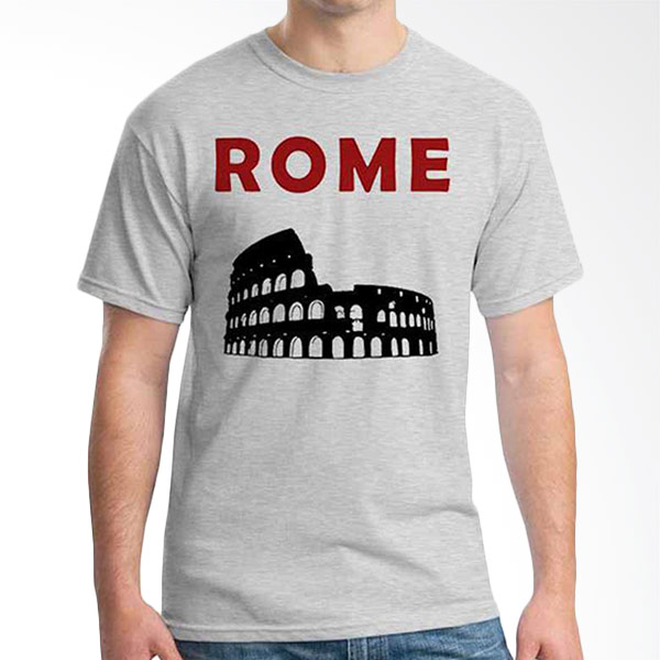 Ordinal Best City Edition Rome 01 Grey T-shirt