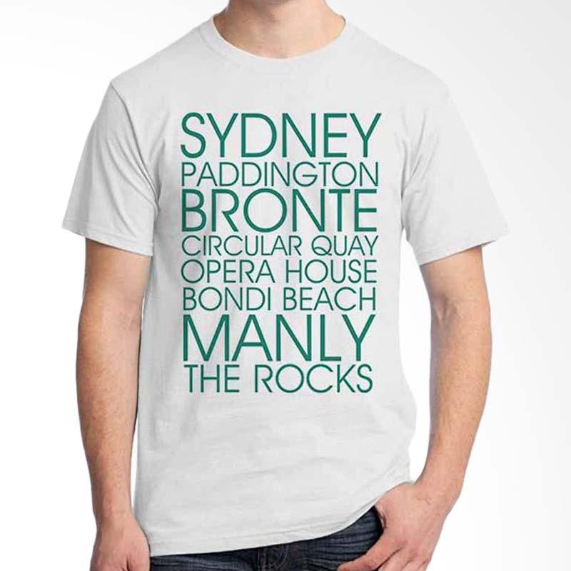 Ordinal Best City Edition Sydney 02 T-shirt