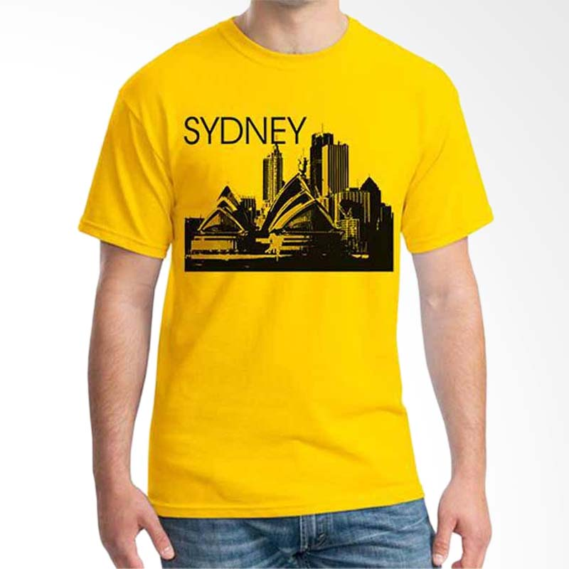 Ordinal Best City Edition Sydney 04 T-shirt