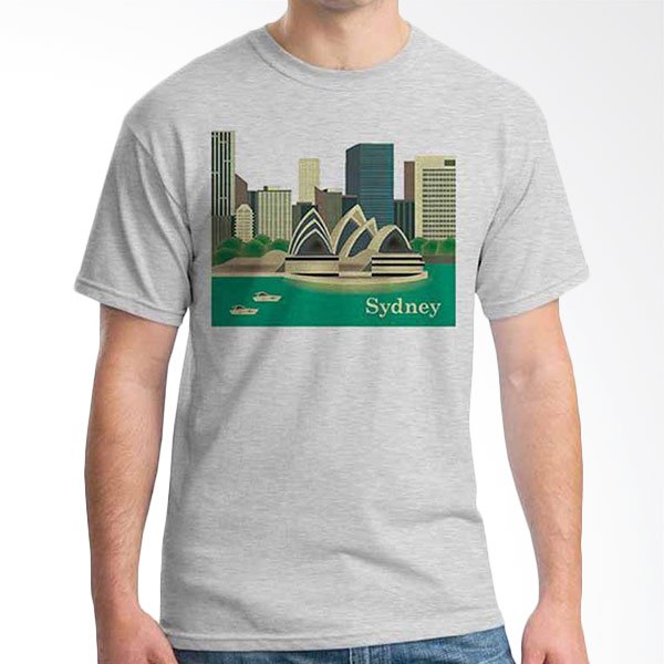 Ordinal Best City Edition Sydney 05 T-shirt