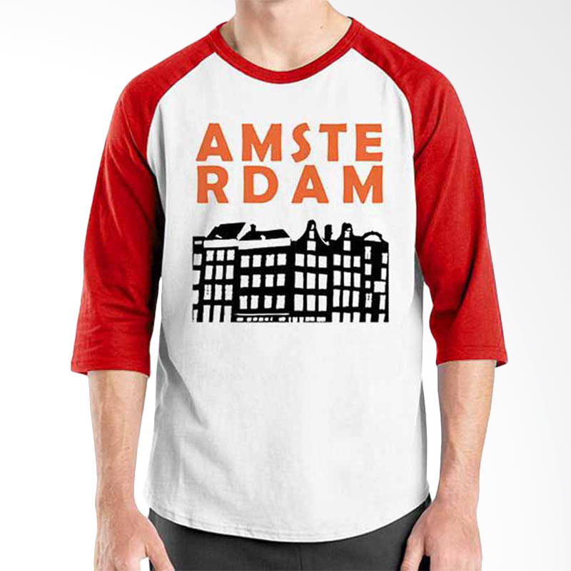 Ordinal Best City World Series Amsterdam 01 Raglan