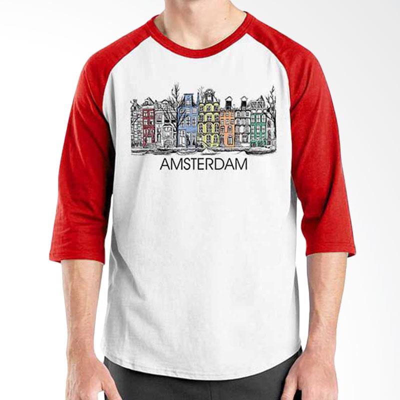 Ordinal Best City World Series Amsterdam 05 Raglan