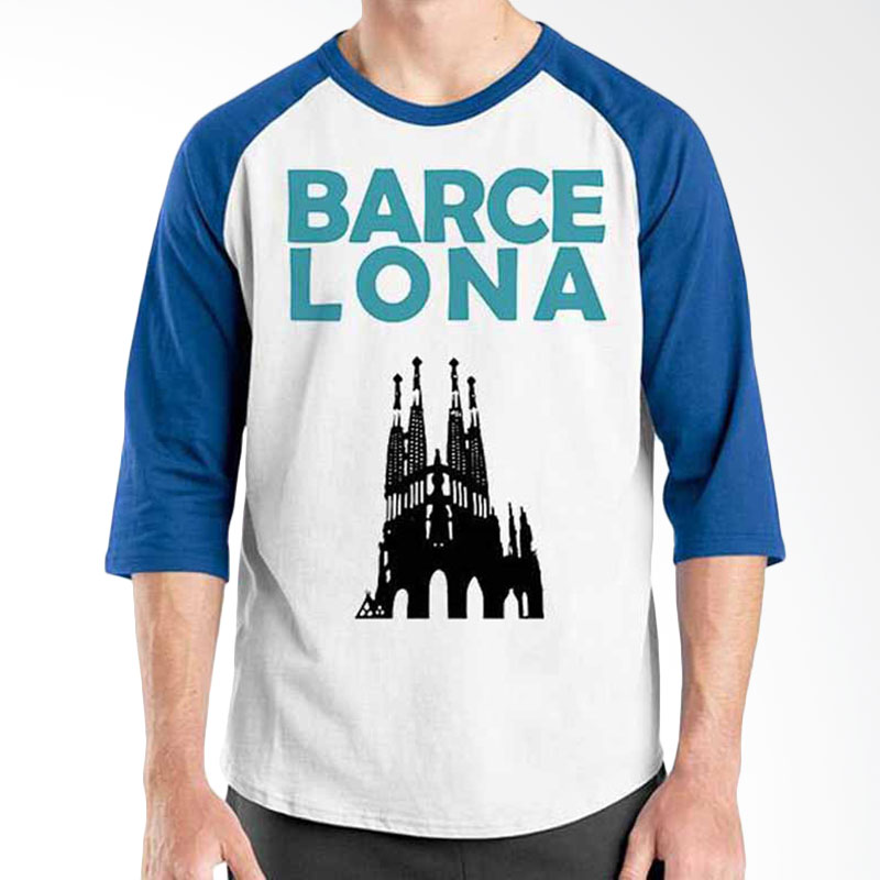 Ordinal Best City World Series Bacelona 01 Raglan