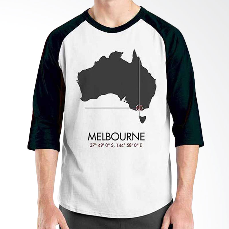 Ordinal Best City World Series Melbourne 03 Raglan