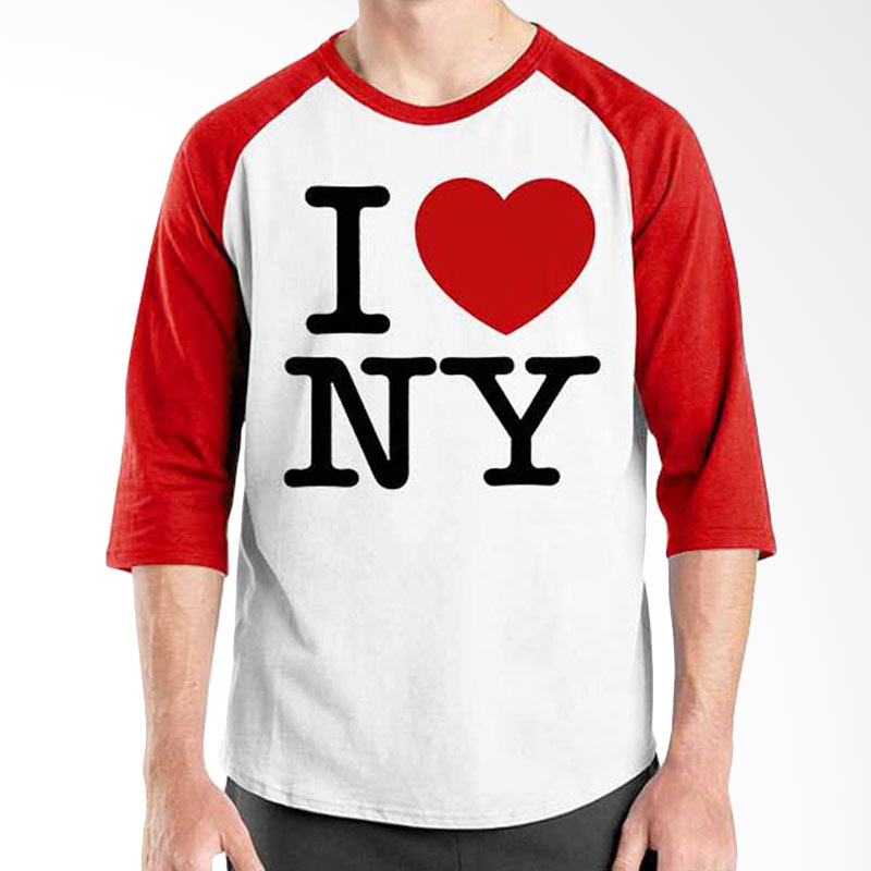 Ordinal Best City World Series New York 05 Raglan
