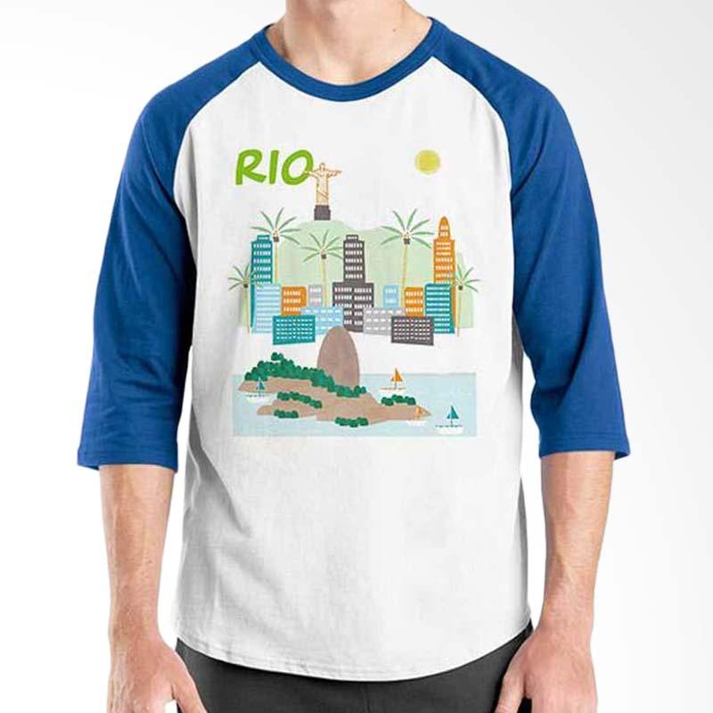 Ordinal Best City World Series Rio De Janeiro 03 Raglan