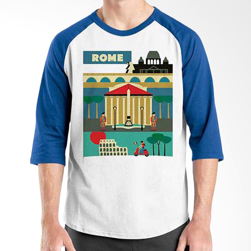 Ordinal Best City World Series Rome 02 Raglan