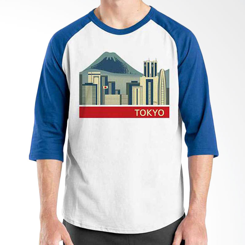 Ordinal Best City World Series Tokyo 01 Raglan
