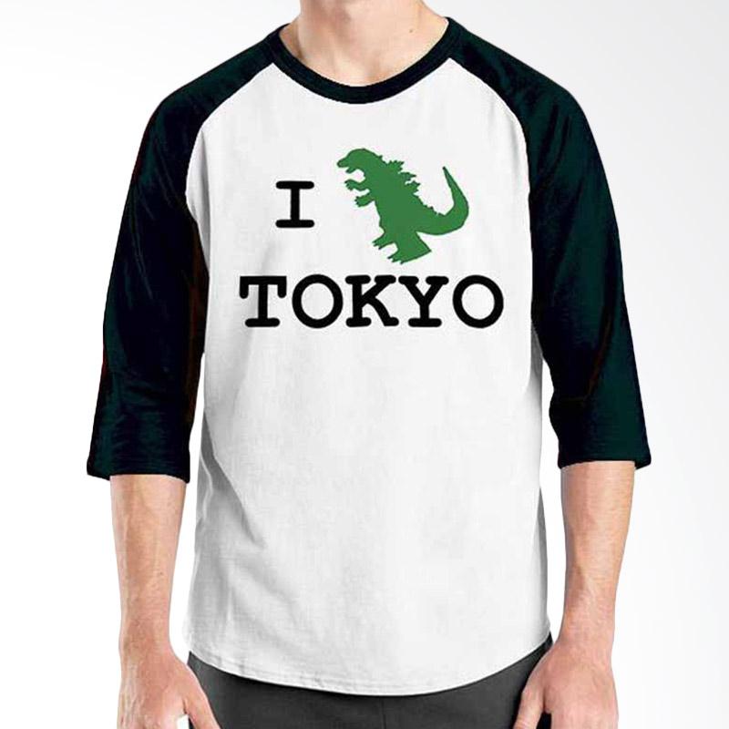Ordinal Best City World Series Tokyo 02 Raglan