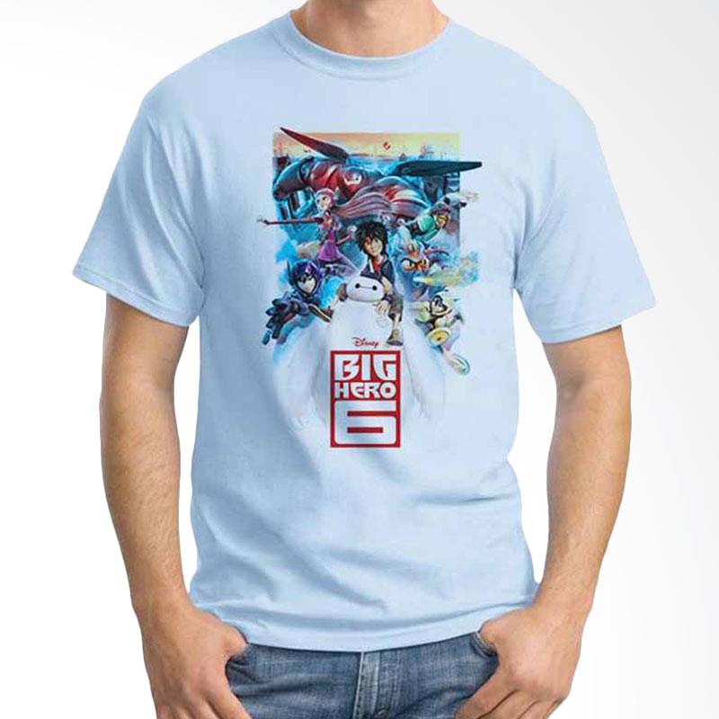 Ordinal Big Hero 6 06 T-shirt Extra diskon 7% setiap hari Extra diskon 5% setiap hari Citibank – lebih hemat 10%