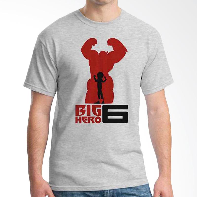 Ordinal Big Hero 6 14 T-shirt Extra diskon 7% setiap hari Extra diskon 5% setiap hari Citibank – lebih hemat 10%