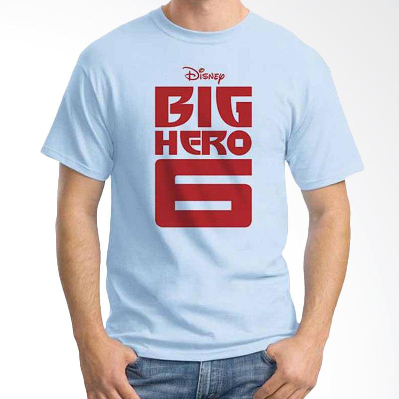 Ordinal Big Hero 6 Logo 01 T-shirt Extra diskon 7% setiap hari Extra diskon 5% setiap hari Citibank – lebih hemat 10%